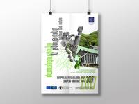 Poster Design EHD 2017 Armenia