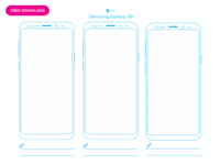 UI Paper: Samsung Galaxy S9