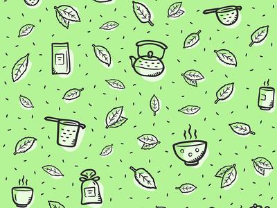 Tea background background plant ingredient herb beverage chinese japanese tea cup teapot leaf green tea