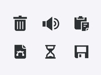 Icons for Developers