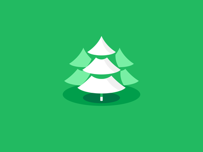 App Icon application icon green tree field wood forest
