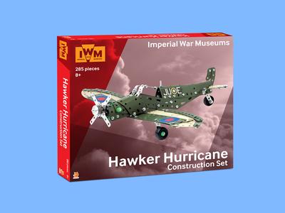 IWM Hawker Hurricane Construction Set