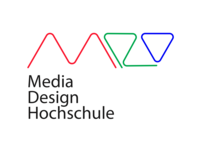 Mediadesign Hochschule Logo concept