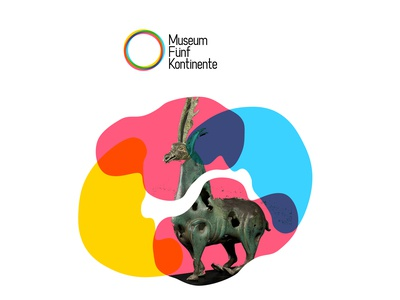 Museum Fünf Kontinente - Brand Identity - Mauri