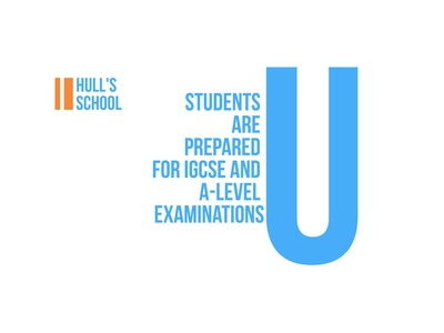 Hull's School Brand Identity