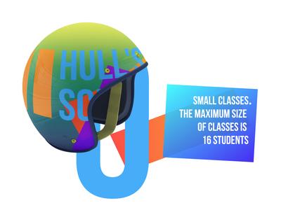 Hull's School Brand Identity - Zurich
