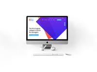 Hull's School Brand Identity - Website