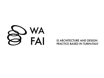Wafai Identity - architect and design brand architect concept architects architecture architect architectural design brand and identity logo identity branding identity design identity branding illustration germany munich saint digital design