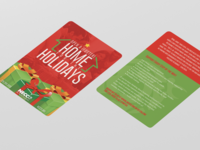Necco Christmas Flyers