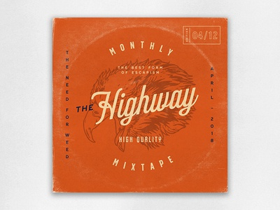 April Mxtape  – The Highway