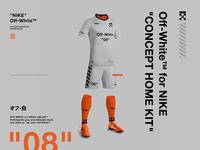 Nike Off-White Concept Kit