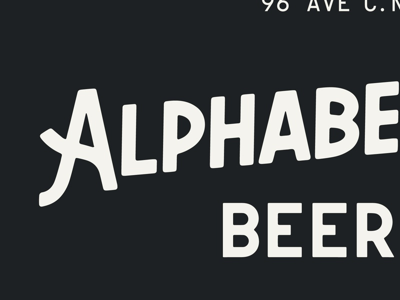 ABC Beer Co. Logo (WIP)