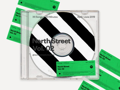 North Street Vol.02 Playlist Cover