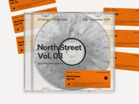 North Street Vol.03 Playlist Cover