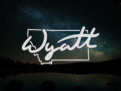 Wyatt Montana Logo