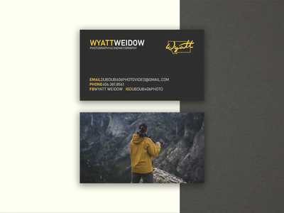 Business Cards & Branding