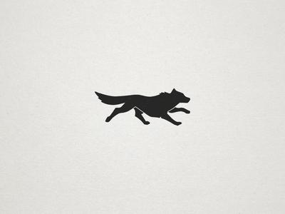 Minimalist Wolf