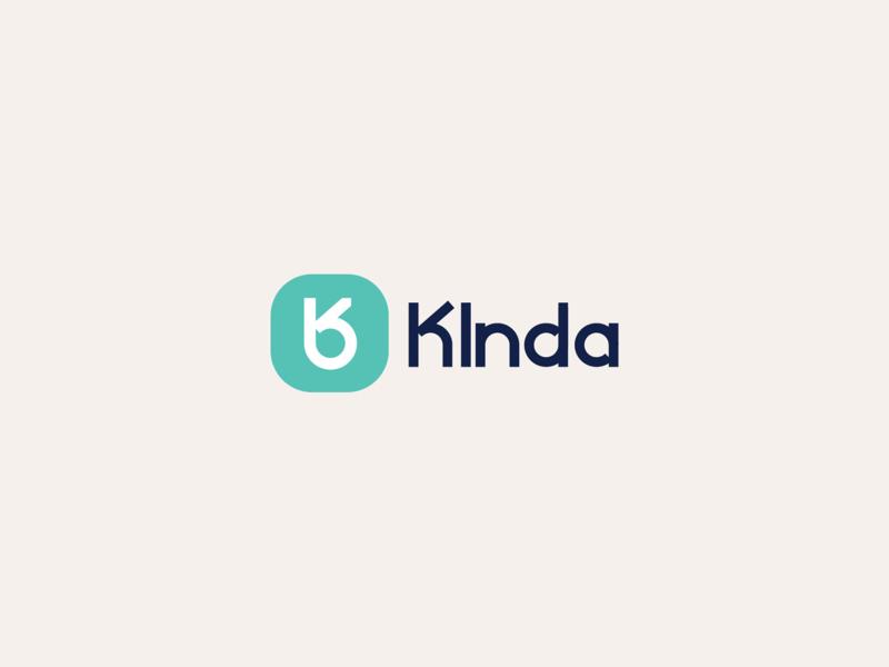 Klnda education website education app k learning education illustration green vector awards invitation mark identity branding design logo
