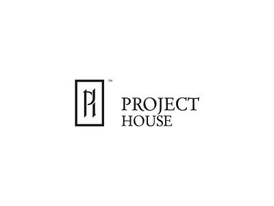Project house invitation design logo project