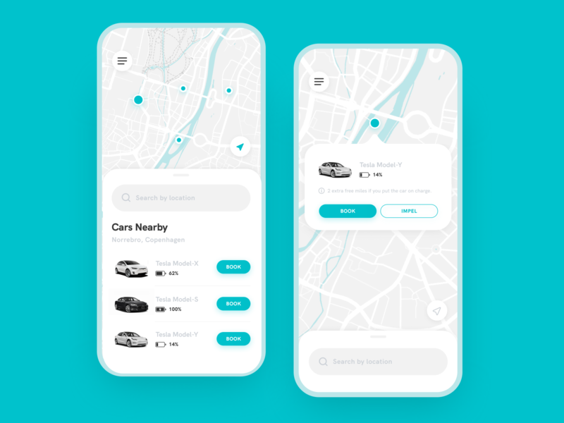 Car Tracker (Map)