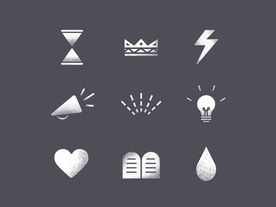 Icons / Psalms Study