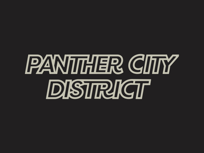 custom type logo