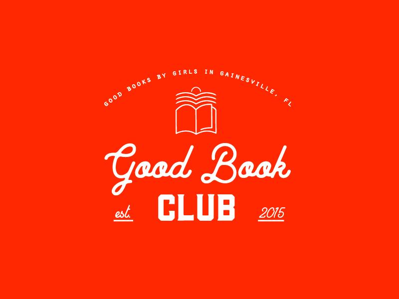 Good Book Club (One Color) by Kasha Killingsworth   Dribbble   Dribbble