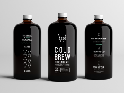 Vessel Cold Brew
