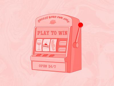 𝓬𝓱𝓸𝓸𝓼𝓮 𝔂𝓸𝓾𝓻 𝓸𝔀𝓷 𝓵𝓸𝓿𝓮 illustration marble cake wine vibrator day valentines