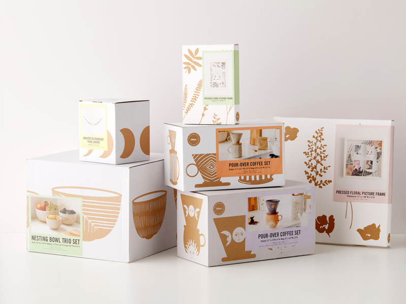 UO Home Packaging