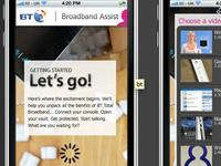 BT App design