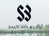Salt & Bleu Monogram
