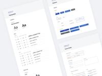 Personal Portfolio Design System