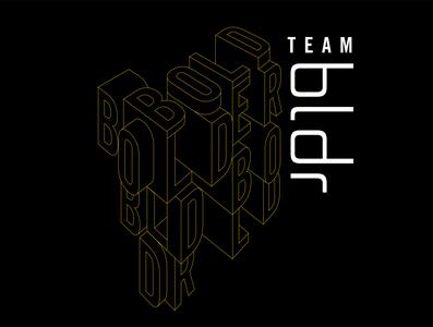 Bolder Climbing Team Uniform Design