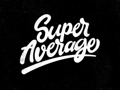 Super Average Word Mark
