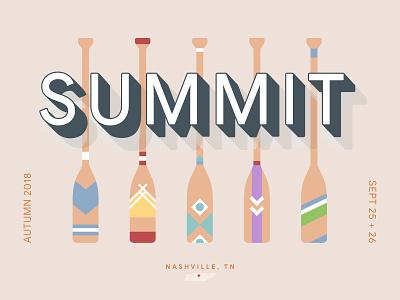 Asurion Design | Team Summit Poster poster vector illustration typography graphic design design