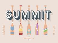 Asurion Design | Team Summit Poster
