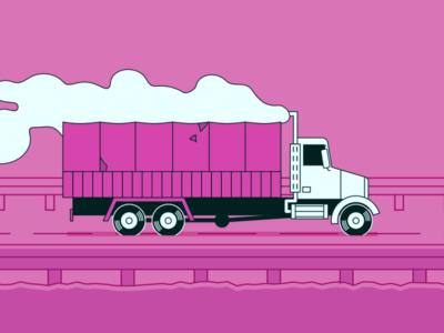 Truck morphing