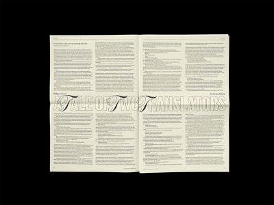 Dispatches Issue #2 process typography type illustration print graphic design design