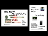 New Americans Postcard