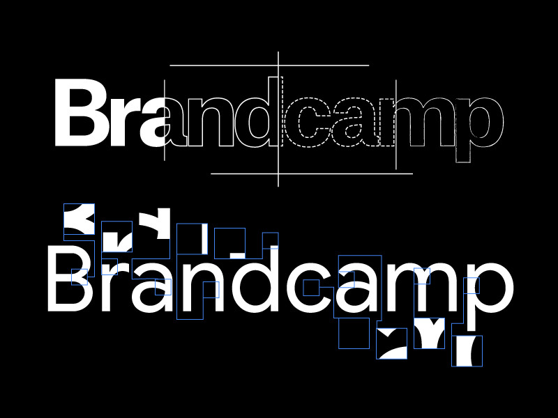 Google Brand Camp google google design brand logo branding design