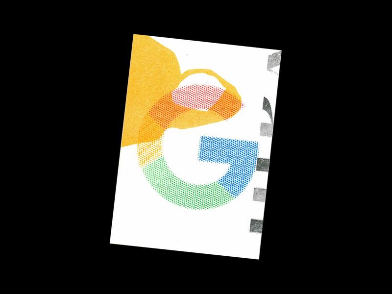 Design By All /3 concept flat google publication design branding process riso logo type publication print graphic design design