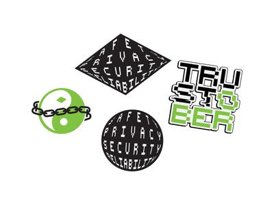 Trustober 2019 Stickers