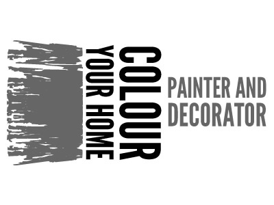 Colour Your Home Logo painter and decorator logo