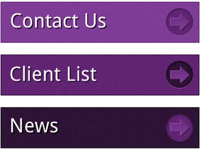 Purple buttons call to action buttons web