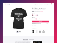 Product Page Vision