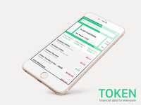 Token (Hackathon Project)