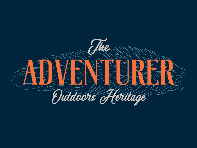 Outdoors Heritage adventure forest apparel clothing outdoors craft handmade brand