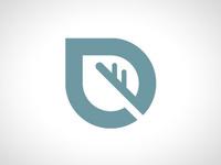 Droplet/Leaf Mark