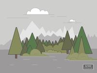 Landscape Experiment - 6/100